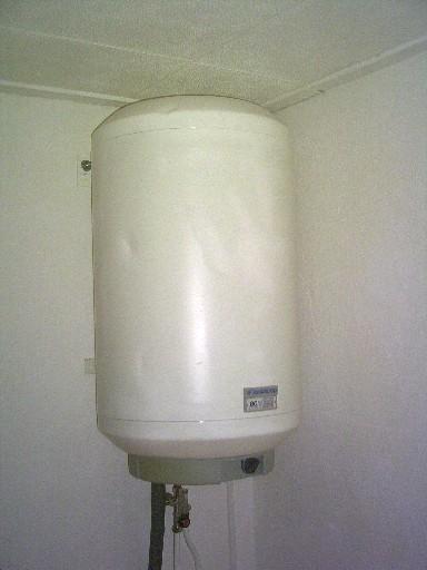 Elektrische boiler huren